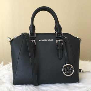 New Michael Kors medium Ciara massager bag